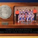 2012 Girls Basketball Section 4AA 2nd Place