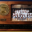 2012 Boys Basketball Section 6AAA Champ and State Participant