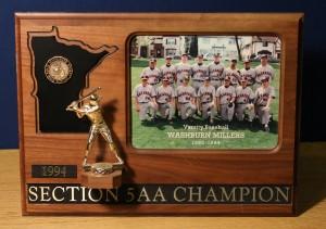 1994 Baseball Section Champs
