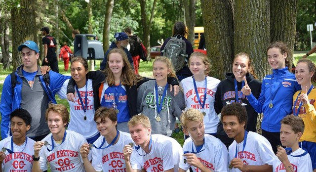 Cross Country Sections