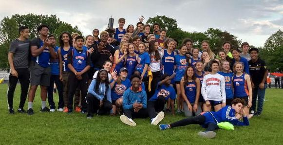 Track and Field Conference Champions!