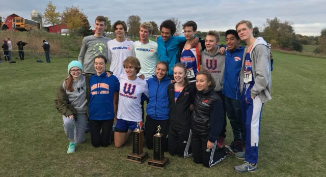 Cross Country Conference Champs!