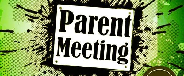 16-17 Spring Sport Athlete/Parent Meeting
