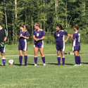 Girl's Soccer vs Delta 8-29-17