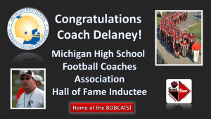 Delaney - Hall of Fame
