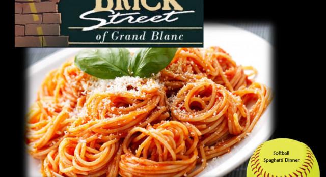 Softball Spaghetti Dinner
