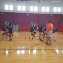 Lady Phoenix Volleyball vs. Military Magnet
