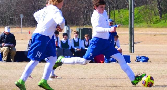 JV Boys Soccer Weekend Recap