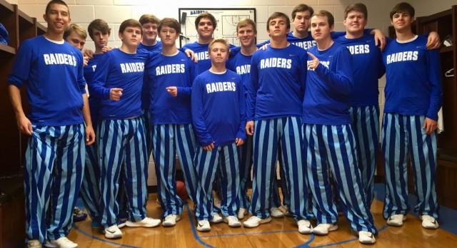 Houston Academy Boys Varsity Basketball beat Dale County High School 50-44