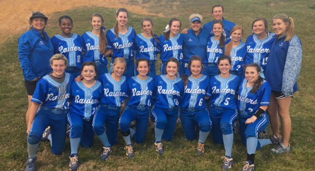Houston Academy Junior Varsity Softball beat Dothan High School JV Tournament  17-4