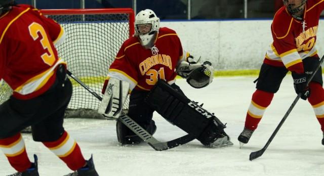 Coronado Hockey beats Palmer 4-1