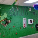 Homecoming Hallway Decorations Based on each class theme!
