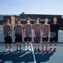 JV Boys Tennis