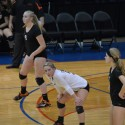 Volleyball MHSAA Semifinals