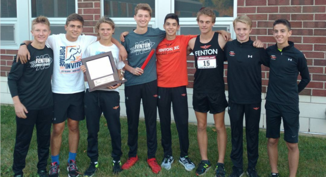 Varsity Guys XC Wins Outright Metro Title