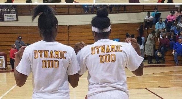 Dynamic Duo Thompson and McBride Honored