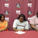 McClure Signs Letter of Intent (Photos)