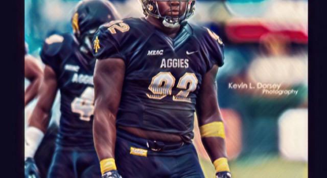 Jermaine Williams Experiencing Great Season at A&T