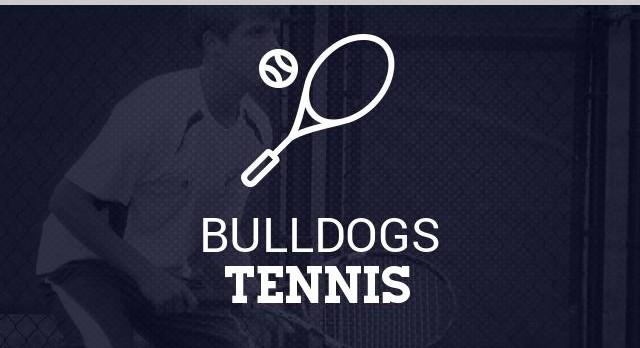 Boys Regional Tennis