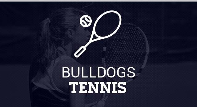 Good Luck Girls Tennis at Regionals