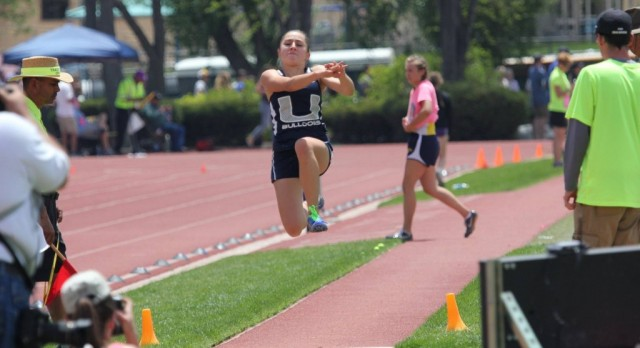Lady Bulldogs Finish 5th at State Track Meet
