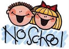 No School Friday Jan 6