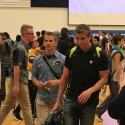 Senior Clap Out – Last Day of School Class of 2017