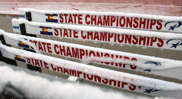 State Track Rescheduled to Saturday and Sunday