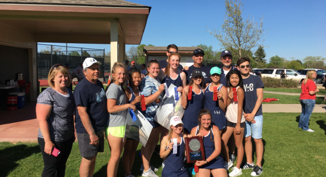 UH Girls Tennis Qualify all 7 Teams for State
