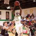 Highlights from SHS vs First Baptist Boys' Varsity Basketball Game – M. Aiken