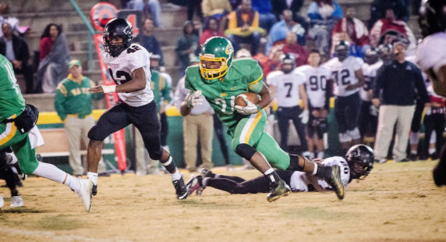 Green Wave Football On To The Second Round