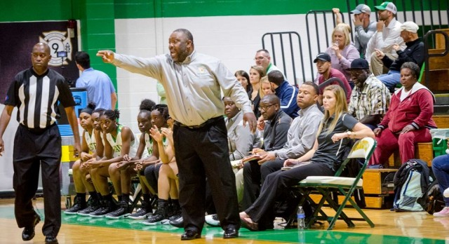 Coach Davis Named to South All Star Team Coaching Staff