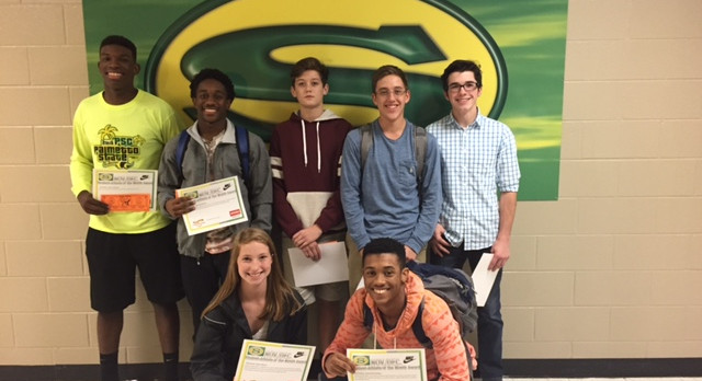 Tony Pope State Farm-Kickin Chicken Summerville Student-Athletes of the Month