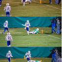 Sumter vs. Green Wave