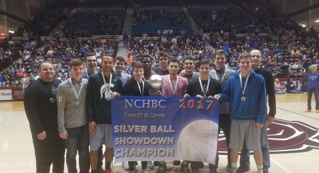 CHAP Boys win Nationals Silver Ball Championship!