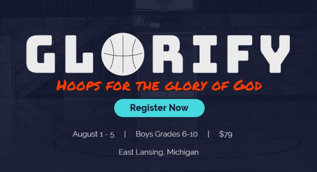 Glorify Basketball Camp
