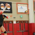 Varsity Volleyball:  Chaparral vs Arcadia August 31