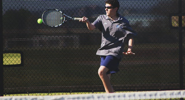 VB Tennis compete in Rotary Tennis Championships