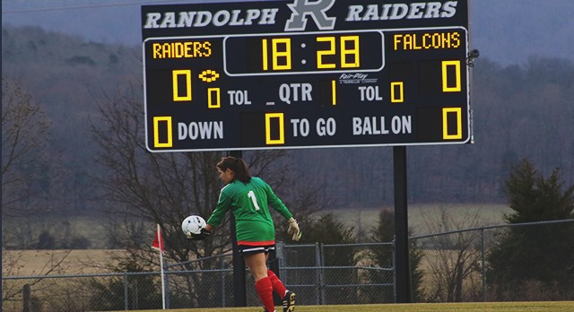 Randolph announces new head coach