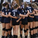 MS Volleyball vs. Madison County