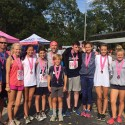 Team Randolph – Ribbon Run – XC, Students, Faculty, Alumni and Coaches