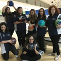 VG Bowling team vs. Huntsville High