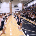 Pep Rally, Senior Night, Basketball vs. Douglas