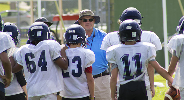 Legendary Huntsville Coach Returns to the Gridiron at Randolph