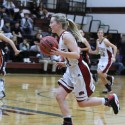 Girls JV Basketball December 2016