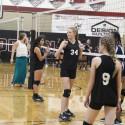 C-Team Volleyball vs Pikes Peak