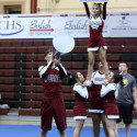 Cheerleaders Competition