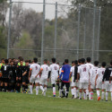 Varsity Playoff Soccer Game, October 5th