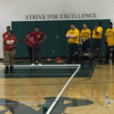 BOCCE IS OFF AND RUNNING