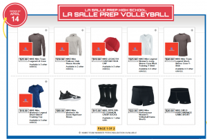 volleyball fan store 4-4-17